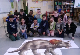 Dinosaurier I mit 5 a